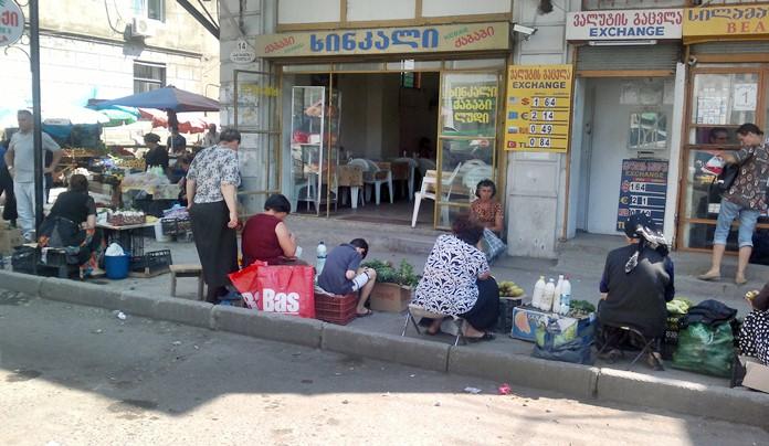 Batum'da kurulan halk pazarlarını dolaşabilir ve Gürcü kültürünü gözlemleyebilirsiniz.