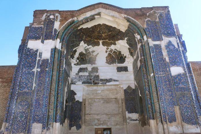 İran'da bulunan ve Doğu Azerbaycan Eyaletinin yönetim merkezi olan Tebriz, İran'ın kuzeybatısındaki en büyük şehridir.