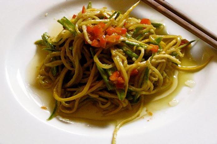 Çin Mutfağı: Chow Main