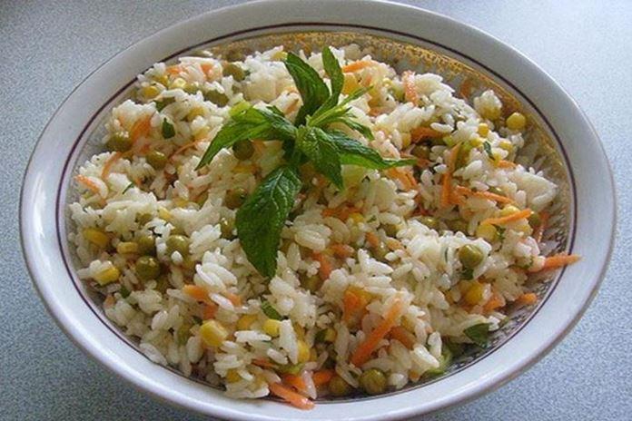 Çin Mutfağı: Pilav