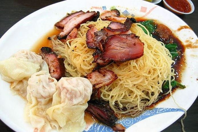 Çin Mutfağı: Wanton Noodle