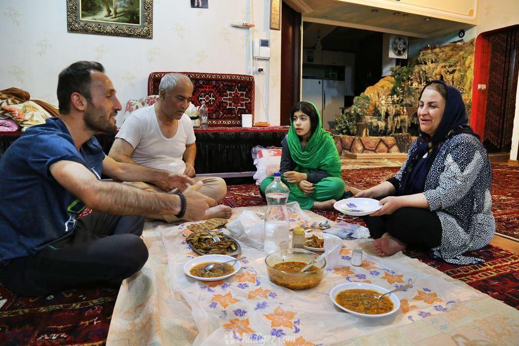 İran Ev Yemekleri