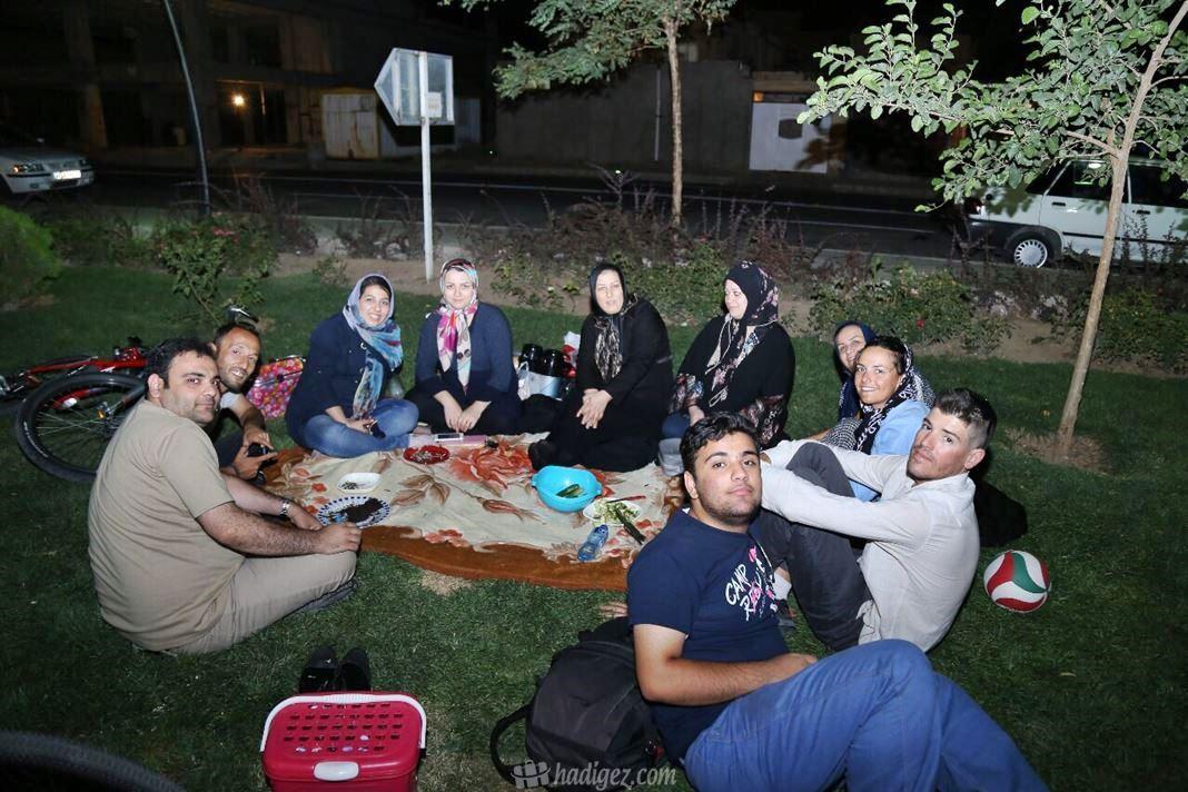 İran'da Piknik Kültürü