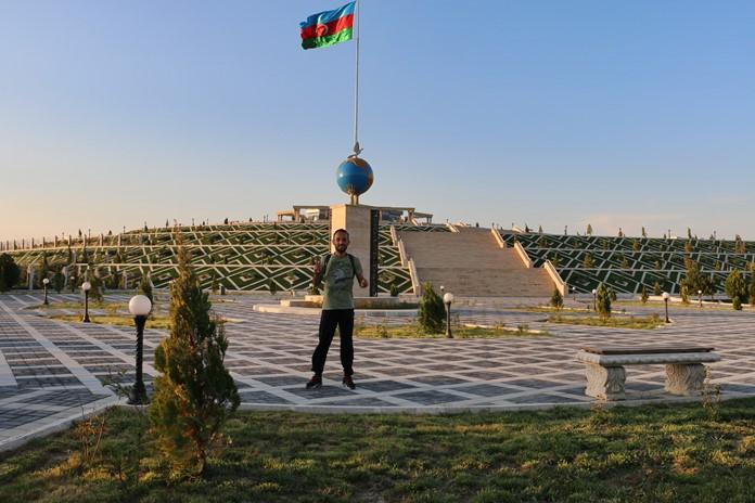 Bayrak Meydanı, Nahçıvan