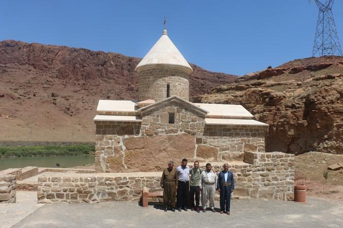Chapoon Kilisesi, Culfa, İran