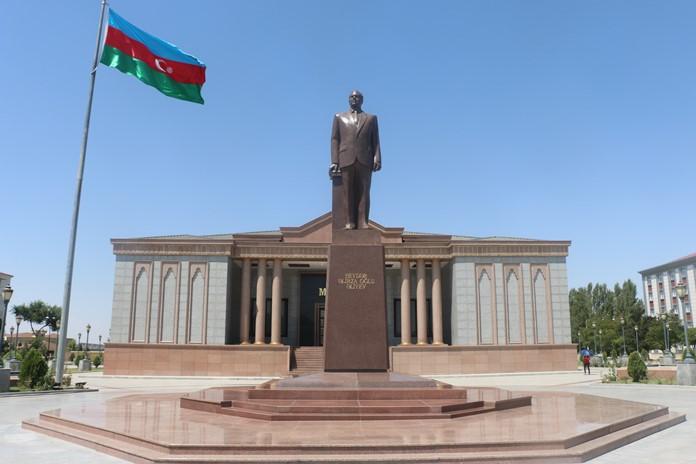 Heydar Aliyev Müzesi, Nahçıvan