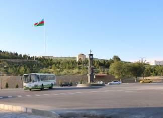 Nahçıvan Gezilecek Yerler: Avtovağzal Meydanı, Nahçıvan