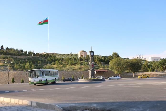 Avtovağzal Meydanı, Nahçıvan