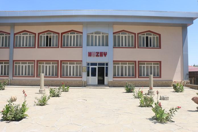 Devlet Tarih Müzesi, Nahçıvan
