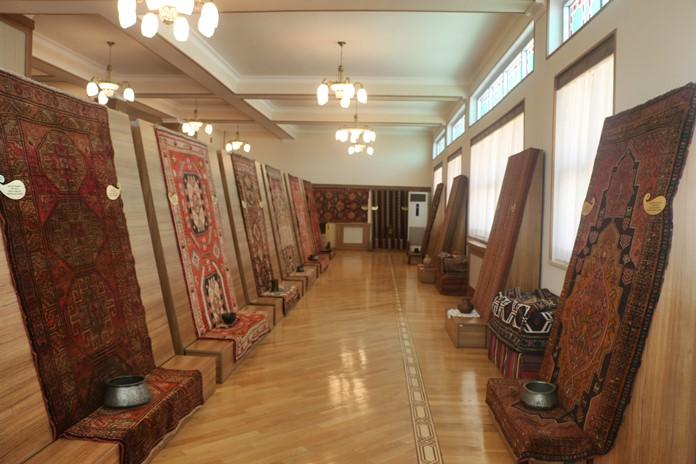 Halı Müzesi, Nahçıvan