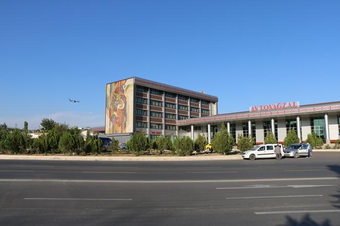 Nahçıvan Otobüs Terminali