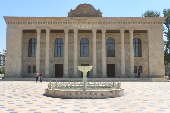 Nahçıvan Tiyatro Binası