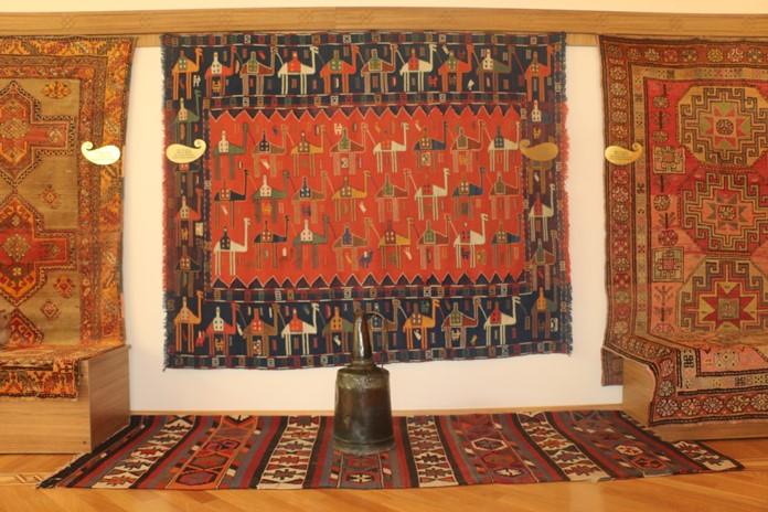 Halı (Xalca) Müzesi, Nahçıvan