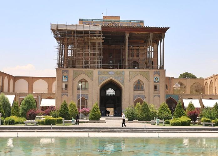 Ali Gapu Sarayı, İsfahan