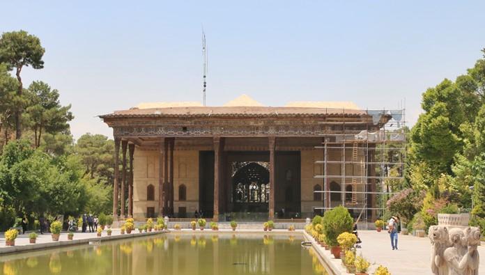 Çehel Sütun Müze ve Sarayı