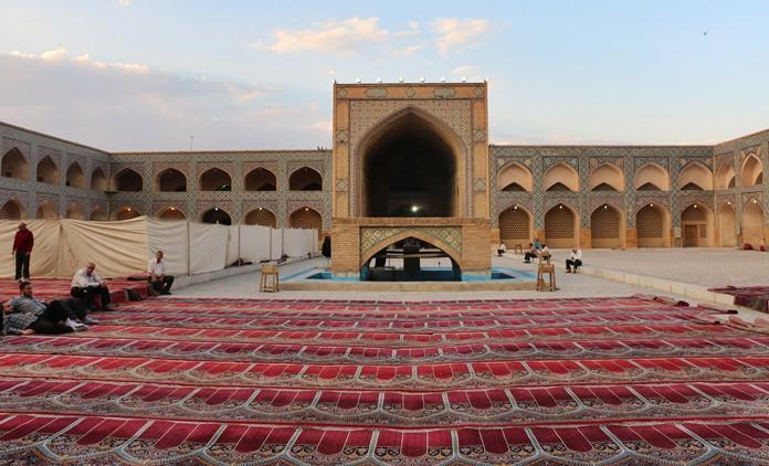 Mescid-i Cuma (Cuma Camii), İsfahan