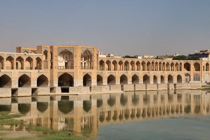 Hacu Köprüsü, İsfahan