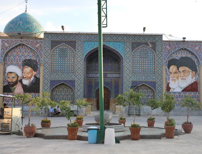 Haruniye Camii, İsfahan