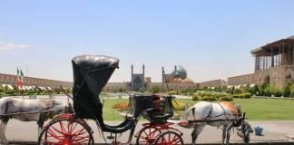 İsfahan Gezi Notları: İmam Meydanı (Nakş-ı Cihan), İsfahan