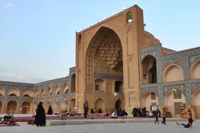 Mescid-i Cuma, İsfahan