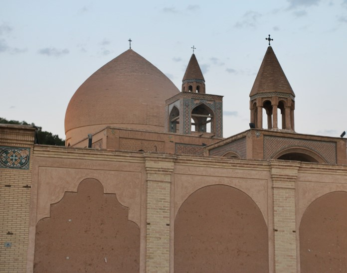Vank Katedrali, İsfahan