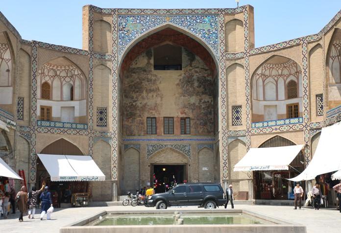 Kayseriye Kapısı, İsfahan