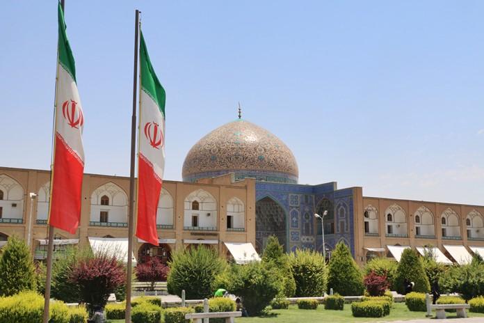 Şeyh Lütfullah Camii, İsfahan