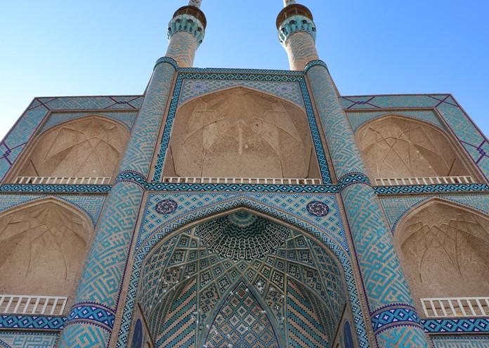 Amir Çakmak Camii Kompleksi, Yezd