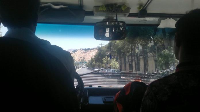 Persepolis'ten Şiraz'a Nasıl Gidilir?