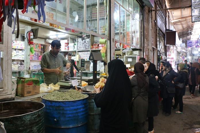 Vekil Pazarı, Şiraz