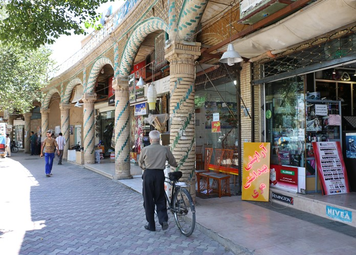 Pencah Ali Pazarı, Yezd