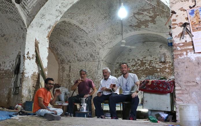 İranlı İnsanlar, Yezd Şehri