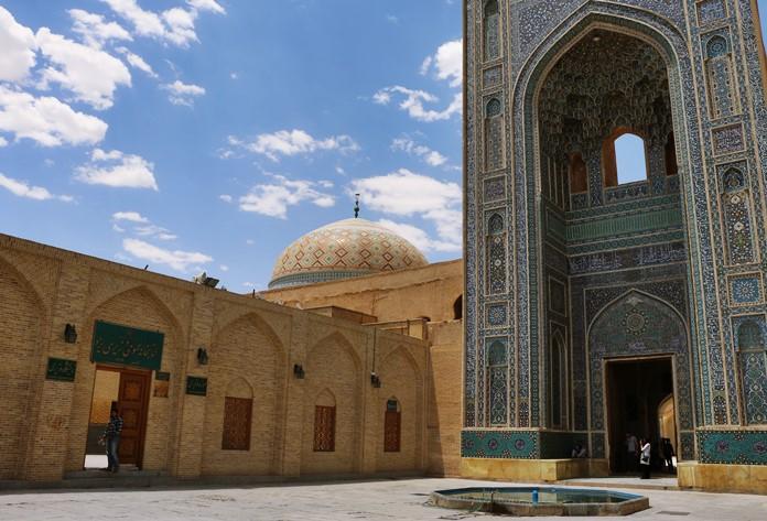 Kabir Camii (Jameh Mosque), Yezd