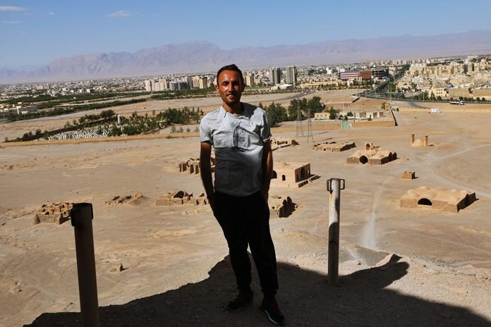 Dakhme – Sessizlik Kuleleri, Yezd