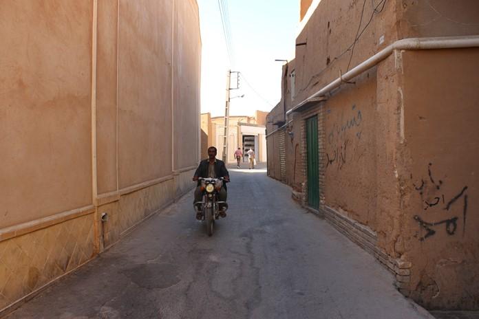 Tarihi Yezd Sokakları