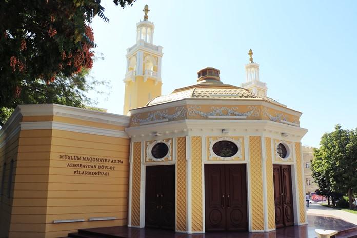Azerbaycan Devlet Filarmonisi