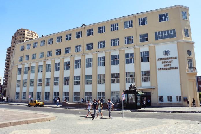 Azerbaycan Devlet Neft Akademisi