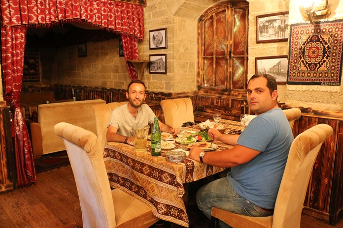 Azerbaycan Mutfağı, Azerbaycan Yemekleri