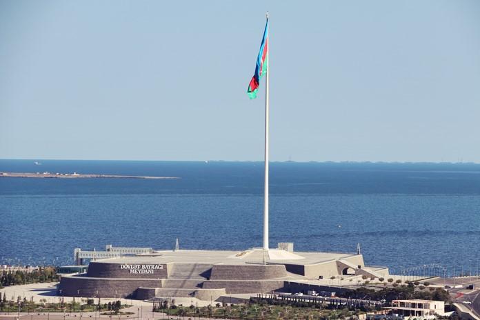 Bayrak Meydanı, Bakü
