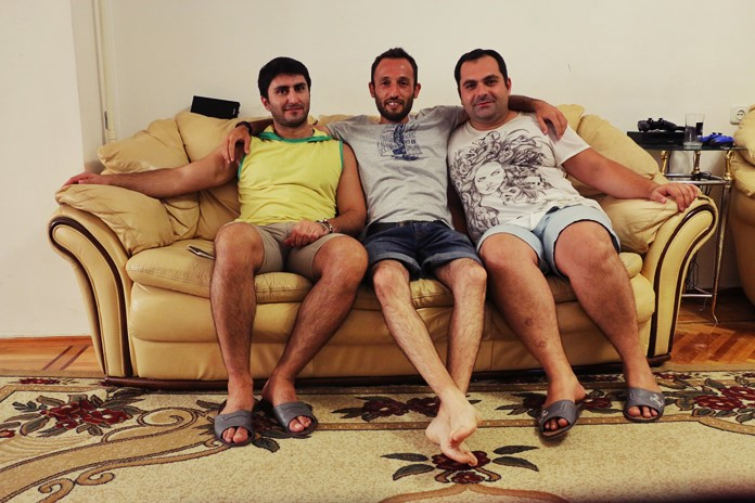 Bakü Couchsurfing Evi