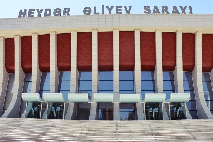 Haydar Aliyev Sarayı, Bakü