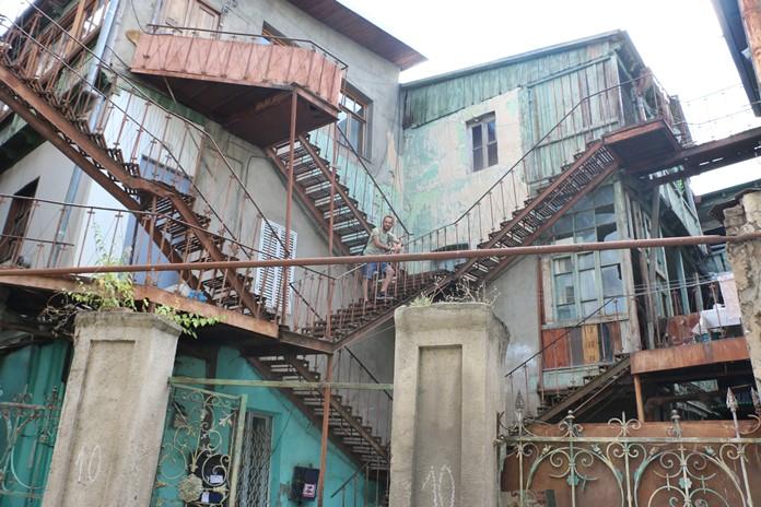 Tiflis Eski Evleri