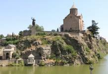 Metekhi Kilisesi, Tiflis