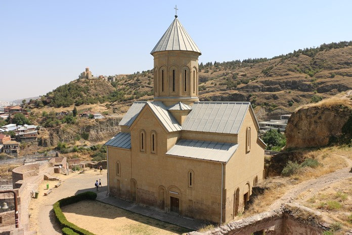 Narikala Kilisesi, Tiflis