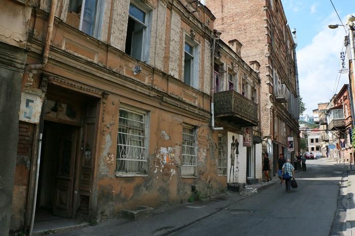 Eski Kent, Tiflis