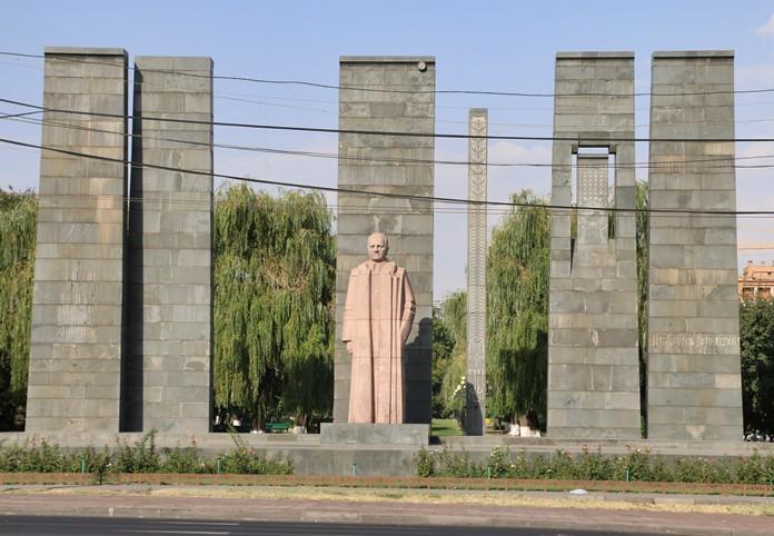 Alexander Myasnikyan, Erivan