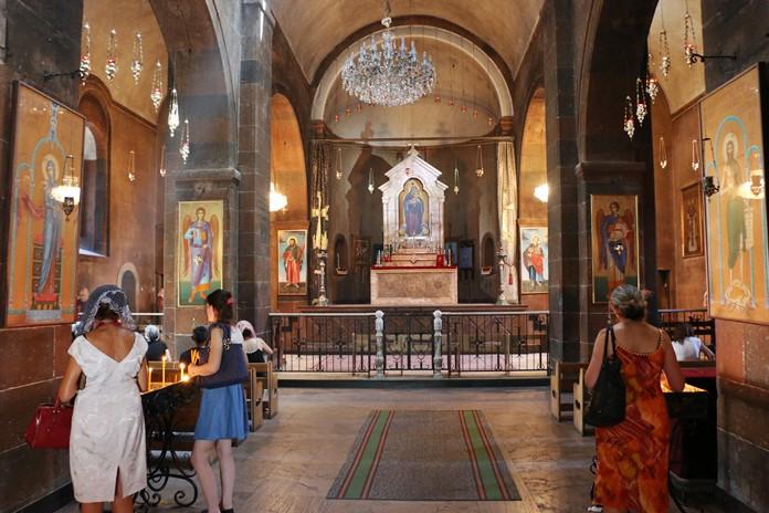 Aziz John Kilisesi, Erivan