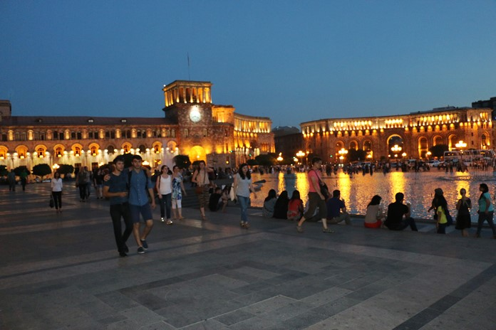 Cumhuriyet Meydanı, Erivan