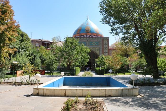Gök Camii, Erivan