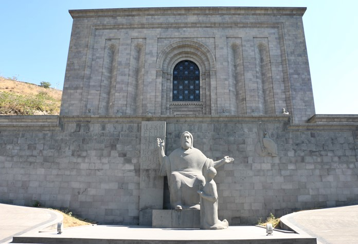 Matenadaran Eski El Yazmaları Müzesi, Erivan
